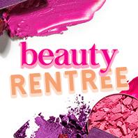 Beauty Rentrée - Tout à 1€