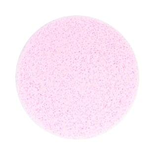 Eponge nettoyante visage rose