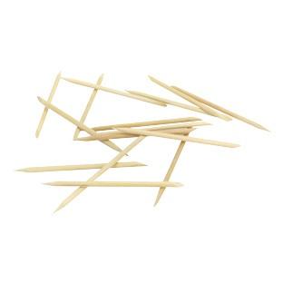 Repousse-cuticules en bois