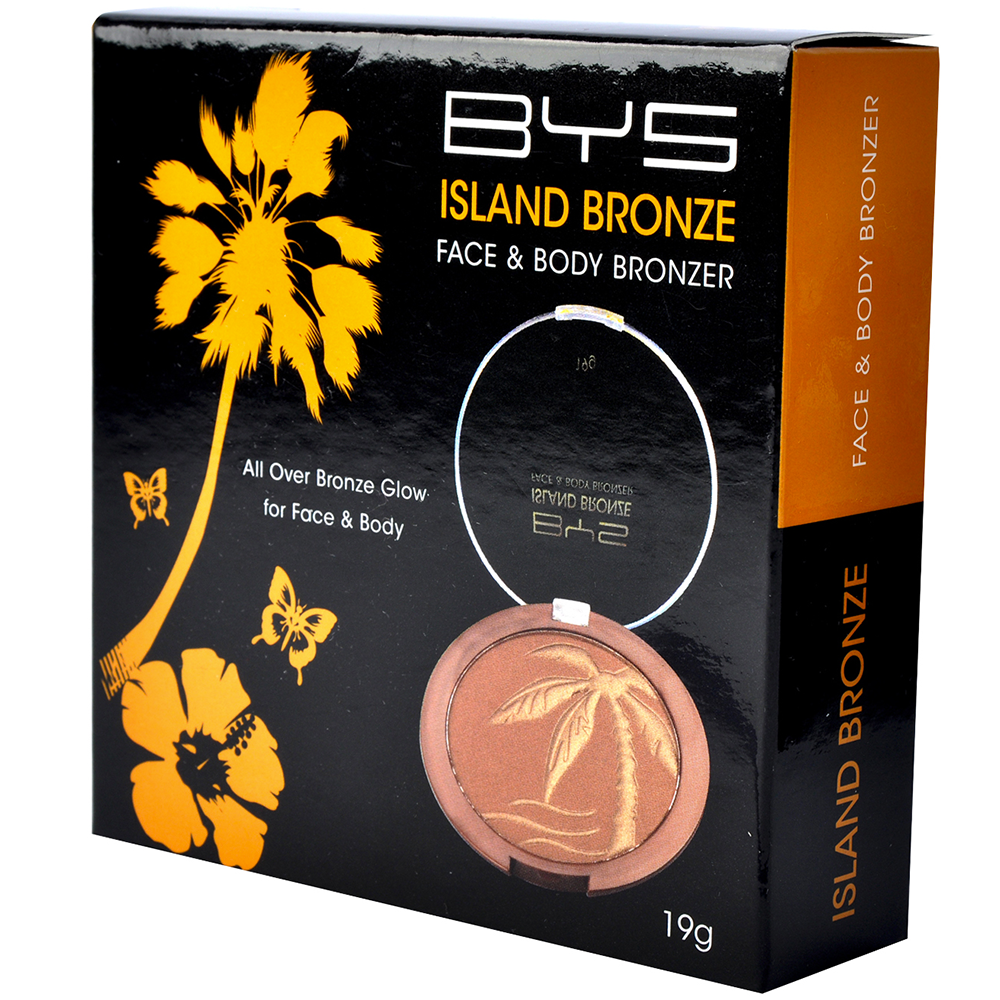 Poudre de soleil Visage & Décolleté Island Bronze