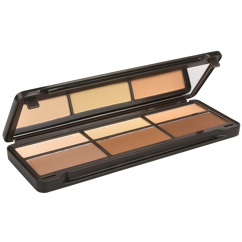 Palette Make-up Artist Contouring