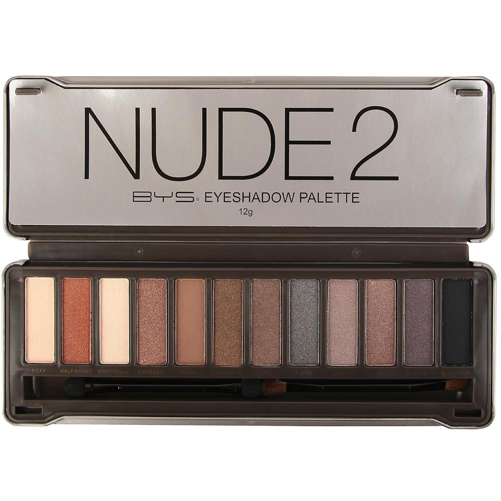 Palette Make-up Artist Nude 2 face