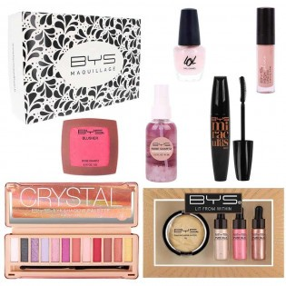 Coffret Maquillage Crystal