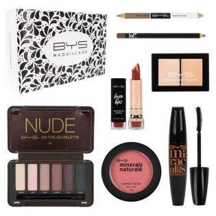 Coffret Maquillage Nude