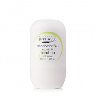 Déodorant 24h Extrait de Bambou 50ml (Roll-On) - 50ml