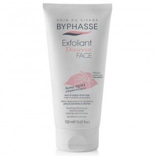 Exfoliant visage peau sensible Byphasse