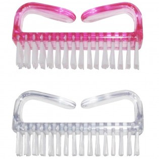 Lot de 2 Brosses à ongles