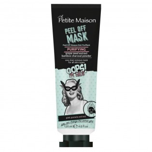 Masque Peel Off Noir Purifiant