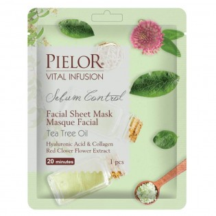 Masque Tissu Anti-imperfections au Tea Tree