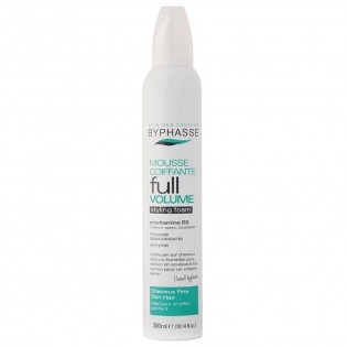 Mousse Coiffante Full Volume - Cheveux Fins - 300ml
