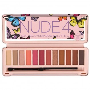 Palette Make up Artist Nude 4 vue face