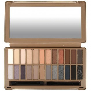 Palette Nude 24 Fards Exposed