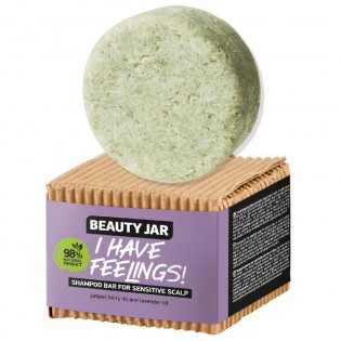 Shampoing Solide Cuir Chevelu Sensible - I Have Feelings!