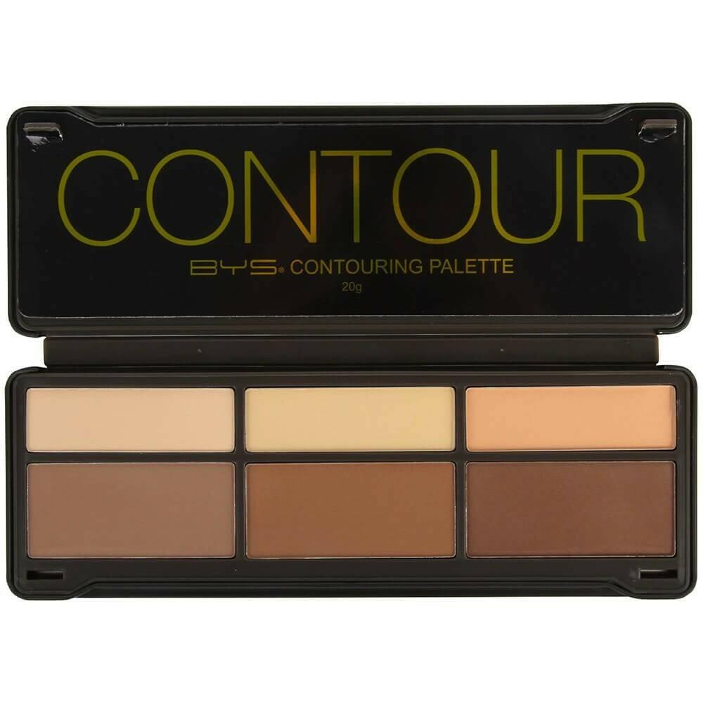Palette Make-Up Artist Contouring
