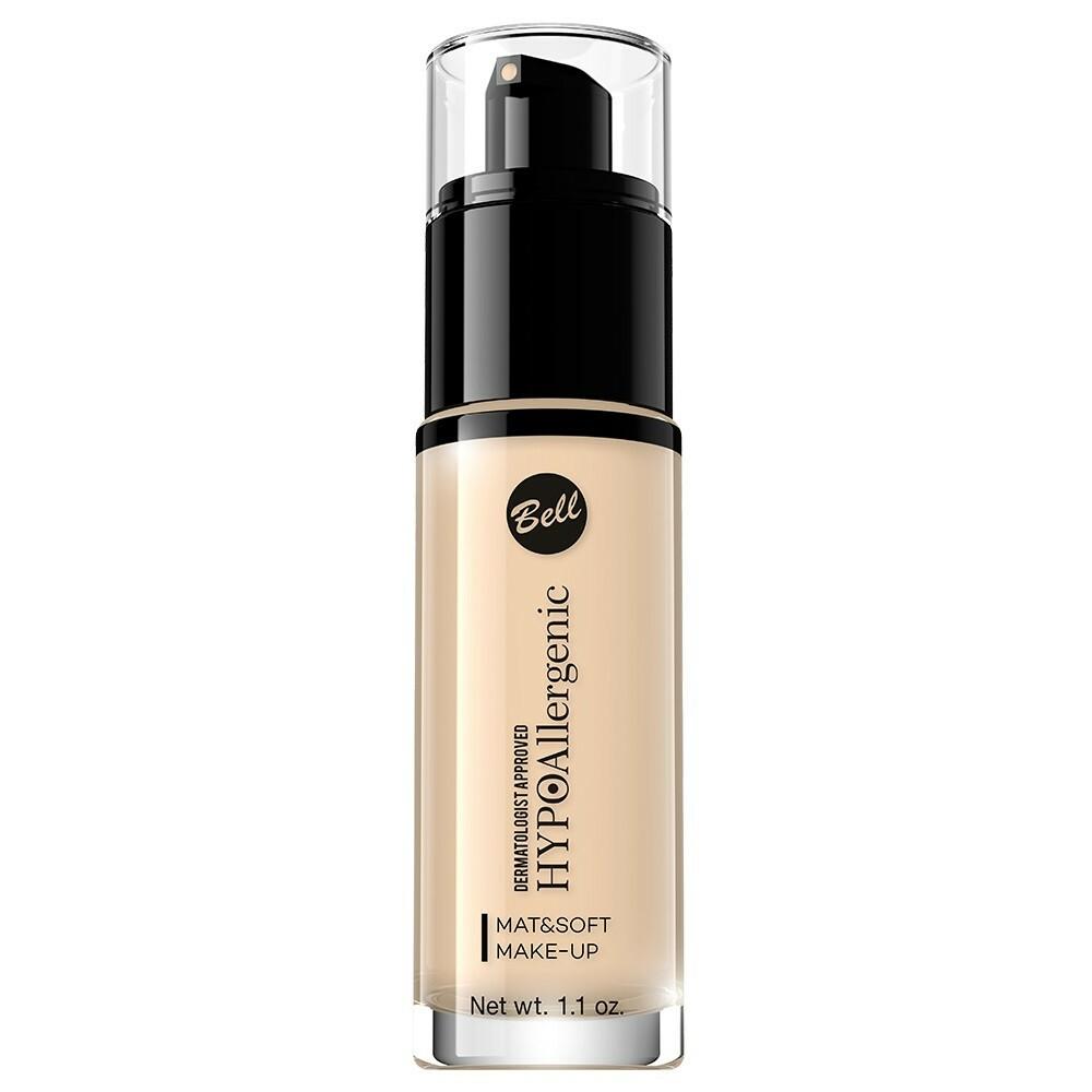Fond de teint mat hypoallerg nique sur bys maquillage - Fond de teint hypoallergenique ...