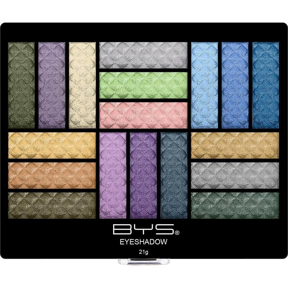 palette de 18 ombres paupi res diamant par bys maquillage. Black Bedroom Furniture Sets. Home Design Ideas