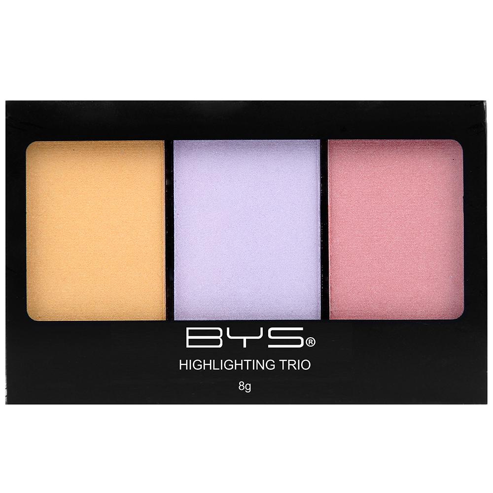 Palette Highlight Trio d'Illuminateurs Colorimétrie sur mesure (02.Luminous) vue de face