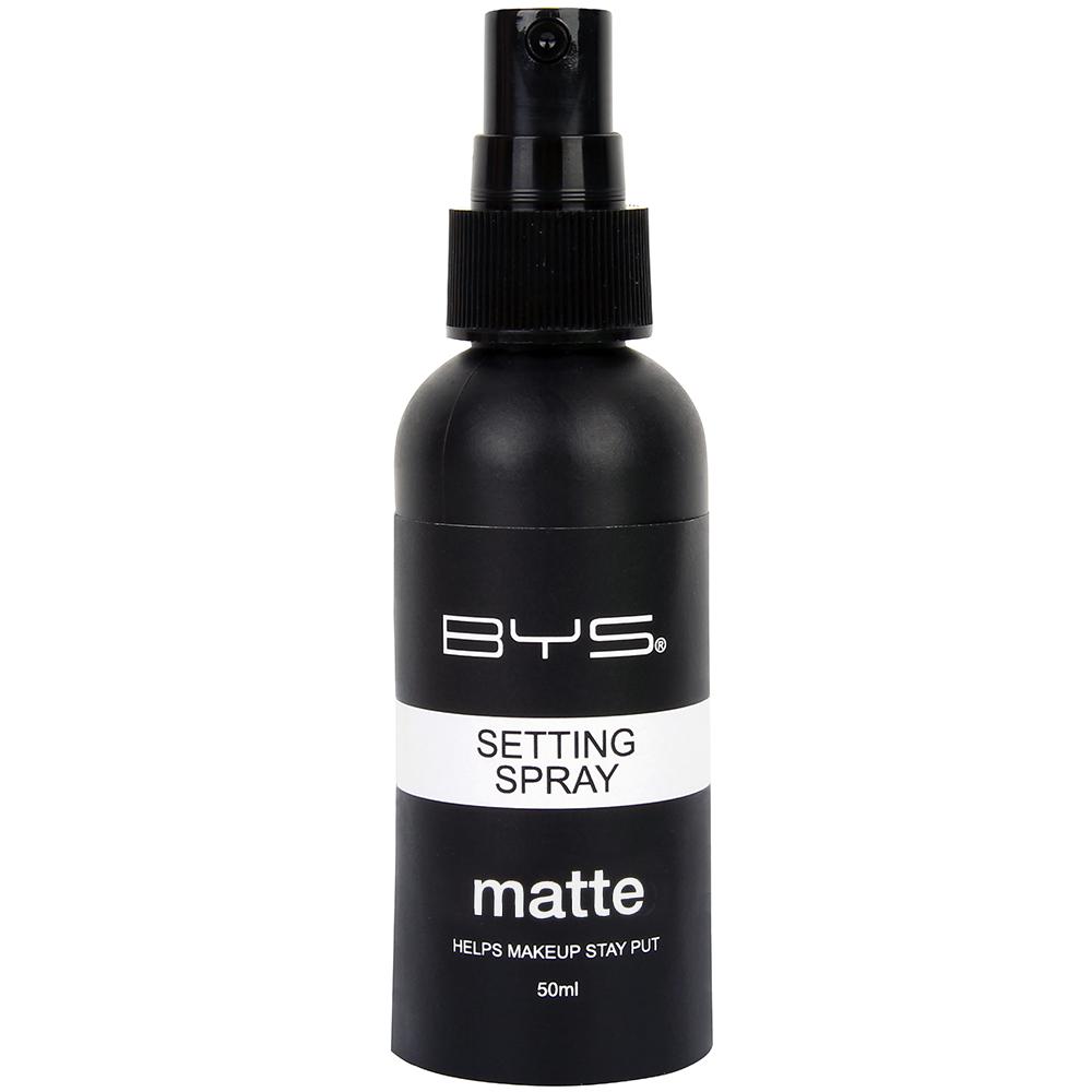 Spray Fixateur de maquillage Fini Mat