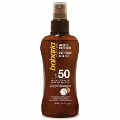 Huile Solaire 50 à la Noix de Coco - SPF 50 - 100ml