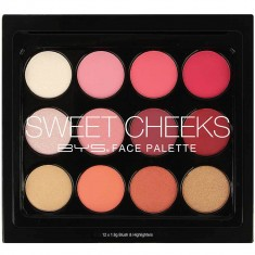Palette Blush 12 Fards à joues