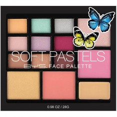 Palette Full Make-up Soft Pastels
