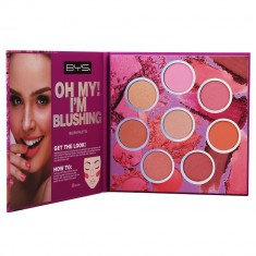 Palette de 8 Blush Assortis