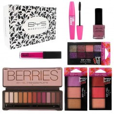 Coffret Maquillage Berries