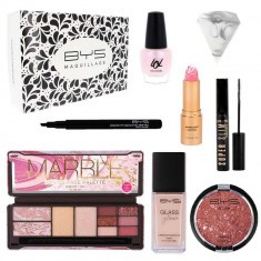 Coffret Maquillage Marble