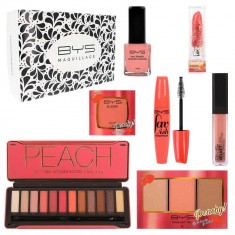 Coffret Maquillage Peach
