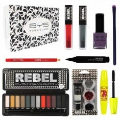 Coffret Maquillage Rebel