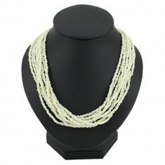 Collier de Perles Multi Rangs