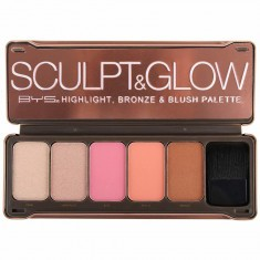 Palette Blush et Highlighter Sculpt & Glow
