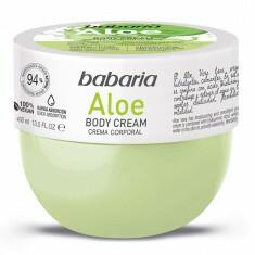 Crème Hydratante Corps à l'Aloe Vera
