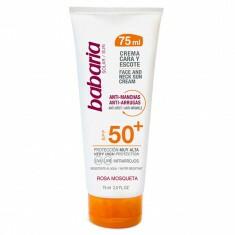Crème Solaire Anti-âge SPF 50