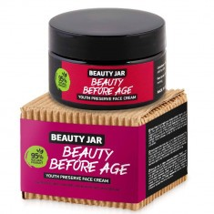 Crème Visage Anti-Âge -Beauty Before Age