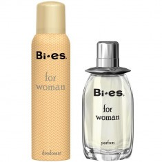 Duo Parfum & Déodorant For Woman