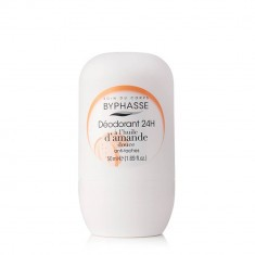 Déodorant 24h à l'Huile d'Amande Douce (Roll-On) - 50ml