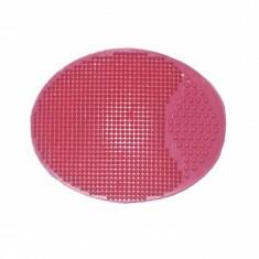 Disque Exfoliant Visage en Silicone - Vu de dessus