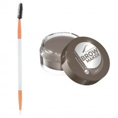 Duo Pommade Sourcils & Pinceau Double