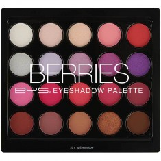 Palette 20 Fards Berries vue 1