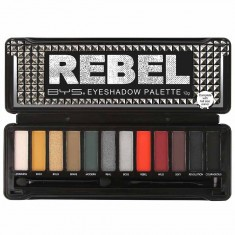 Palette Make up Artist Rebel vue face
