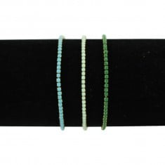 Trio de bracelets assortis summer