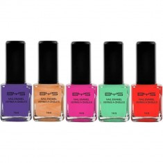 Kit 5 Vernis Summer Groove