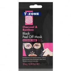 Masque Peel Off Charbon et Bambou