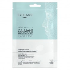 Masque en Tissu Skin Booster Calmant & Anti-Rougeurs