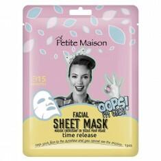 Masque Visage Anti-âge