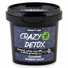 Masque Visage Désincrustant - Crazy Detox