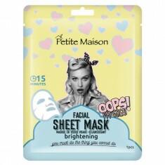 Masque Visage Éclaircissant