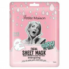 Masque Visage Energisant