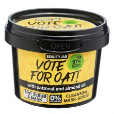Masque Visage Exfoliant Douceur - Vote For Oat
